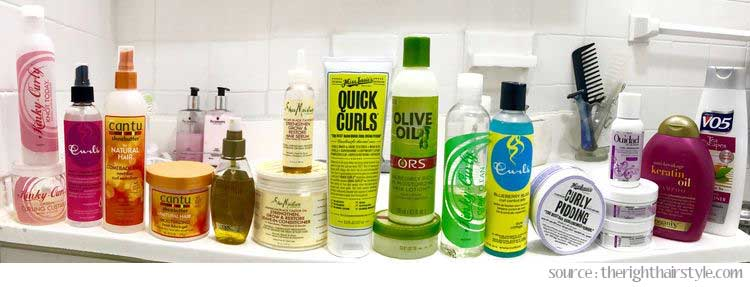 Bekannt Construire une routine capillaire parfaite pour cheveux naturels  BK56